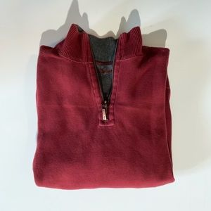 Medium Tommy Bahama 1/4 zip pullover sweater Men's